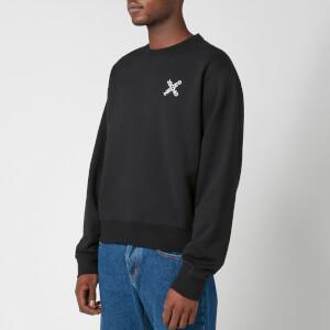KENZO Men's Sport Crewneck Sweatshirt - Black