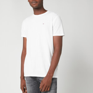 Tommy Jeans Men's Original Triblend T-Shirt - Classic White