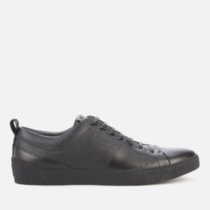 HUGO Men's Zero Low Top Trainers - Black