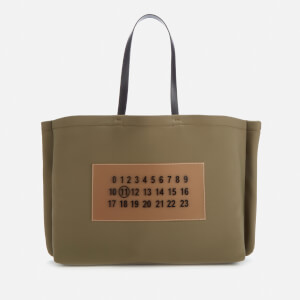 Maison Margiela Men's Shopper Bag - Khaki