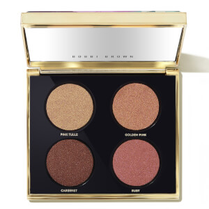 Bobbi Brown Luxe Encore Eye Shadow Palette Burgundy 12g