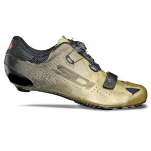 Sidi Sixty Carbon Road Shoes - Limited Edition Black/Gold