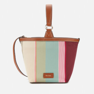 Paul Smith Women's Small Stripe Tote Bag - Multi