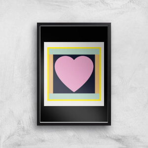 Big Heart Too Giclee Art Print