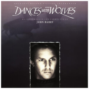Dances With Wolves OST LP