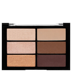 Viseart Palette 6 Highlight - Contour