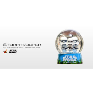 Hot Toys Cosbaby Star Wars Snow Globe - Stormtrooper
