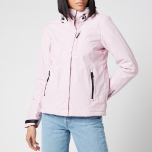 Superdry Women's Hurricane Coat - Orchid Marl
