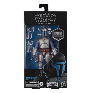 Hasbro Star Wars Black Series Gaming Greats Jango Fett Action Figures