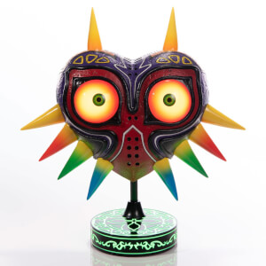 Figurine First 4 Legend of Zelda PVC Statue Masque de Majora Édition Collector 30cm