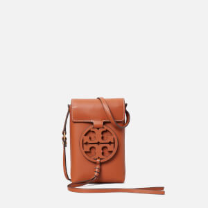 Tory Burch Women's Miller Phone Cross Body Bag - Aged Camello