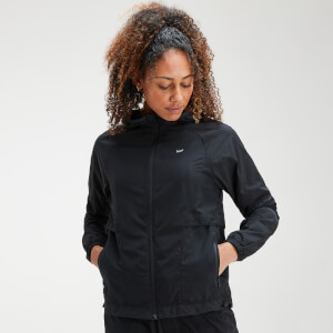 MP Women's Velocity Running Jacket- Black