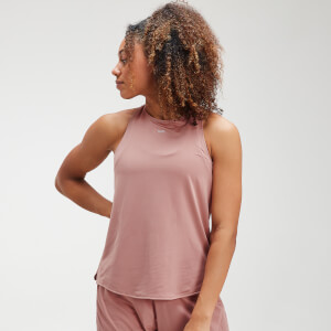 MP Velocity Racer Back Damen-Top − Washed Pink