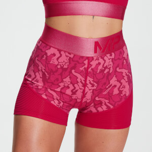 MP Women's Adapt Textured Shorts- Virtual Pink