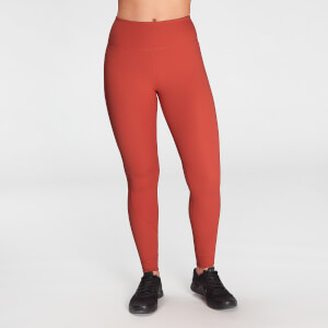 MP Women's Power Ultra Leggings- Warm Red