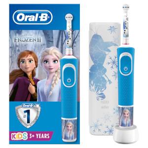 Kids' Elektrische Tandenborstel Frozen II Met Exclusieve Reisetui