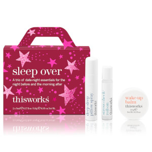 this works Sleep Over Gift Set (Worth £26.00)