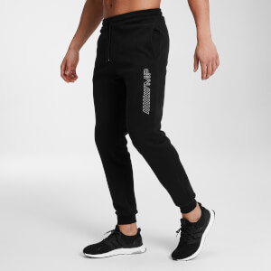 MP Men's Outline Graphic Joggers - Black
