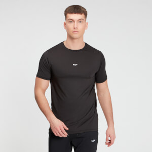 MP Men's Graphic Training Short Sleeve T-Shirt - Black