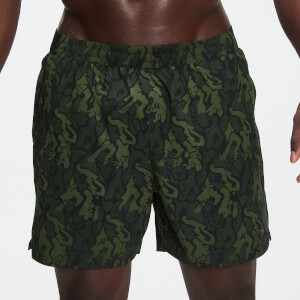 MP Men's Adapt Camo Shorts- Green Camo