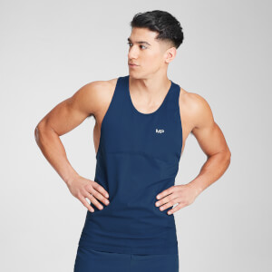 MP Men's Velocity Tank- Dark Blue