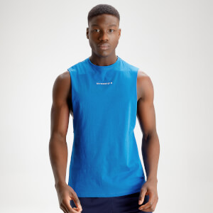 MP Men's Originals Drop Armhole Tank - True Blue