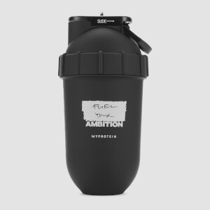 Myprotein Black Friday Shakesphere Shaker – med grafikk