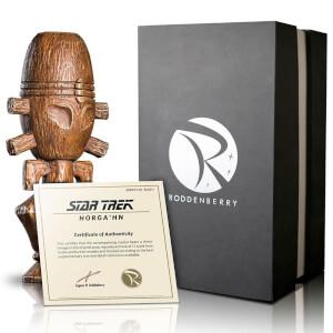 Roddenberry Star Trek: TNG Horga'hn 1:1 Scale Prop Replica