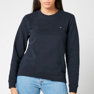 Tommy Hilfiger Women's Heritage Crew Neck Sweatshirt - Midnight