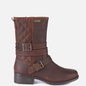Barbour Women's Garda Ankle Boots - Teak