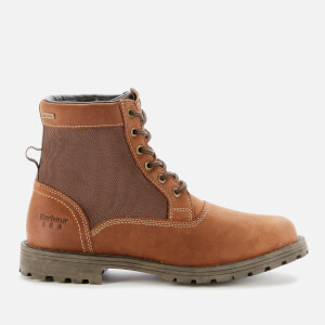 Barbour Men's Cheviot Derby Boots - Conker Brown