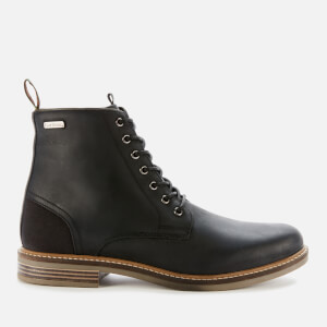 Barbour Men's Seaham Derby Boots - Black