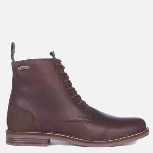 Barbour Men's Seaham Derby Boots - Teak