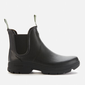 Barbour Men's Fury Chelsea Wellies - Black