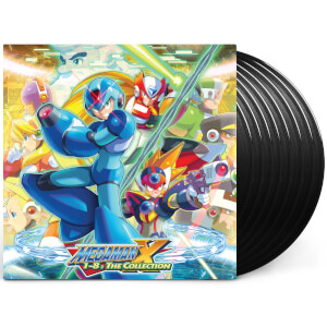 Laced Records Mega Man™ X 1-8: The Collection 8LP