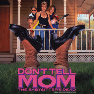 Wargod Don't Tell Mom The Babysitter's Dead - Music From The Motion Picture Red Wax