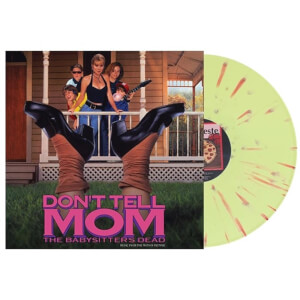 Wargod Don't Tell Mom The Babysitter's Dead - Music From The Motion Picture Splatter LP