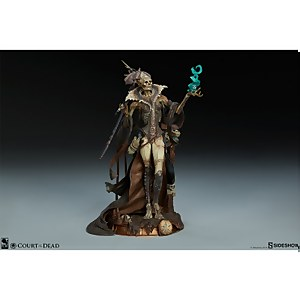PureArts Court Of The Day - Xiall1:8 Scale Limited Edition PVC Statue