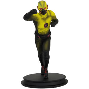 Icon Heroes DC Comics Flash TV Dark Flash Statue