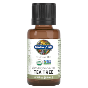 Organic Essential Oil - Tea Tree - 15ml