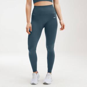 Shape Seamless 無縫系列 女士緊身褲 - 深海藍