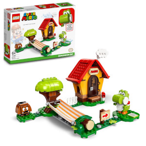 LEGO Super Mario Mario's House & Yoshi Expansion Set (71367)