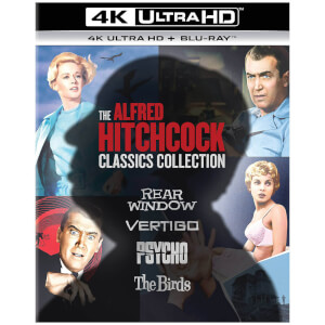 The Alfred Hitchcock Classics Collection - 4K Ultra HD