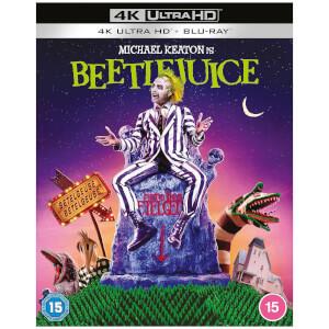 Beetlejuice - 4K Ultra HD (Includes 2D Blu-ray)