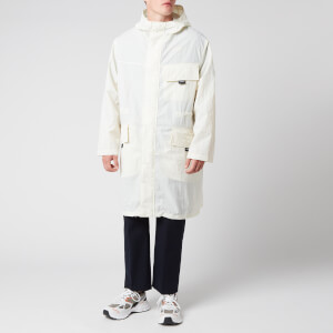Napapijri X Martine Rose Men's A Lantic Packable Jacket - Vanilla White