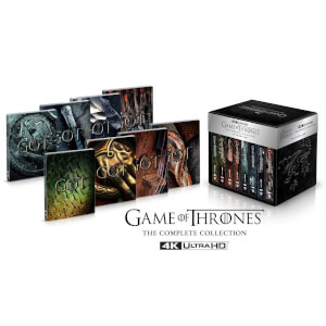 Game of Thrones: Saisons 1-8 - Édition Limitée 4K Ultra HD Steelbook Collection