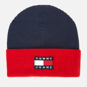 Tommy Jeans Women's Heritage Beanie - Corporate