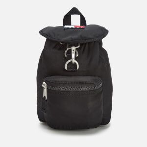 Tommy Jeans Women's Heritage Small Backpack - Black