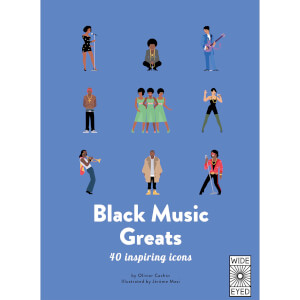 Bookspeed: Black Music Greats