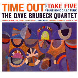 Dave Brubeck Quartet - Time Out LP